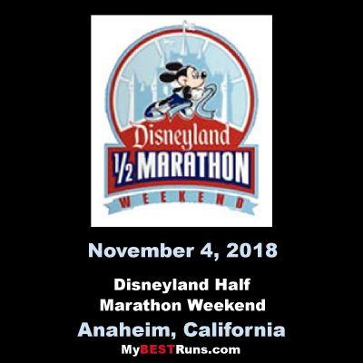 Disneyland Half Marathon Weekend