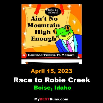 Race to Robie Creek