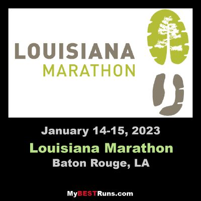 Louisiana Marathon