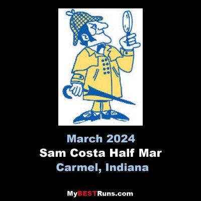 Sam Costa Half Marathon