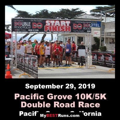 Pacific Grove Double Running Festival