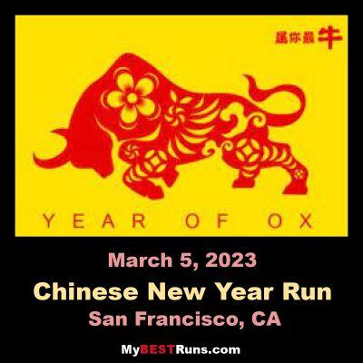 Chinese New Year Run
