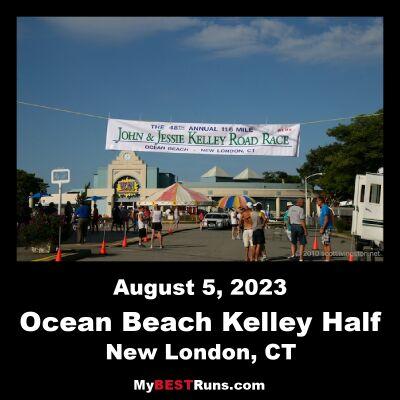 Ocean Beach John & Kelley Half Marathon