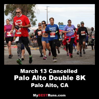 Palo Alto 8K Double Adventure Run