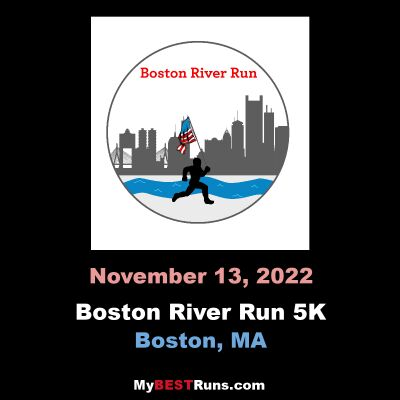 Boston River Run 5K