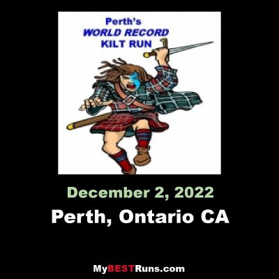 Perth's World Record Kilt Run