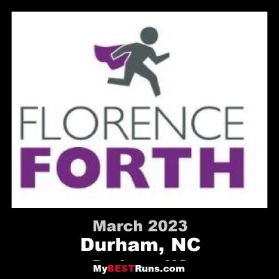 Florence Forth 10K