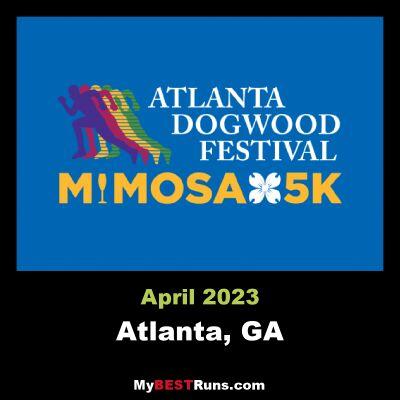 Atlanta Dogwood Festival Mimosa 5K