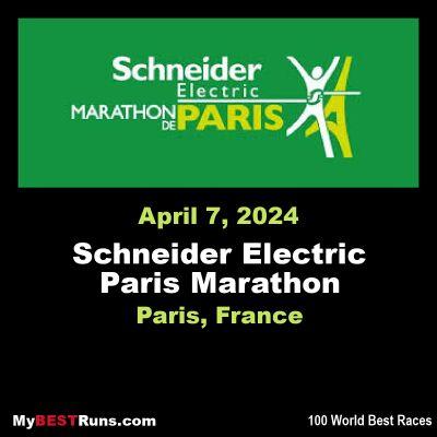 Schneider Electric Paris Marathon