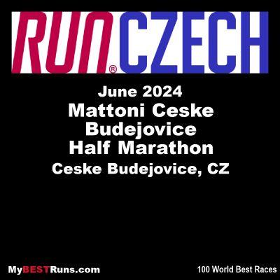 Mattoni Ceske Budejovice Half Marathon