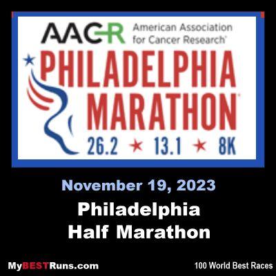 Rock 'n' Roll Philadelphia Half Marathon