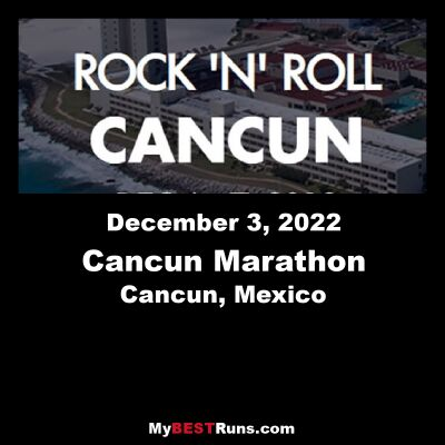 Cancun Marathon