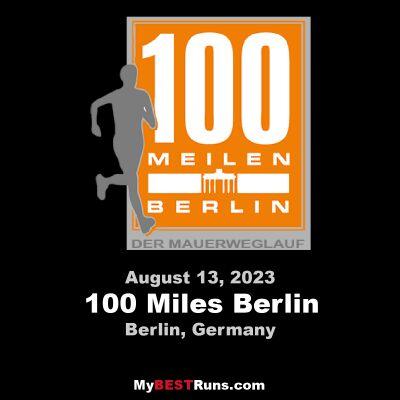 100 Miles Berlin