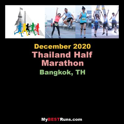 Thailand Half Marathon