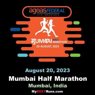 Mumbai Half Marathon
