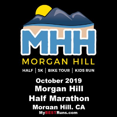 Morgan Hill Half Marathon