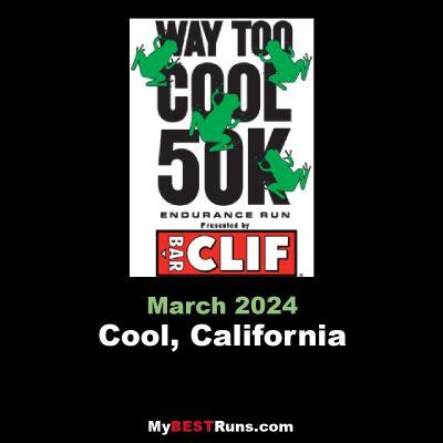 Way Too Cool 50K