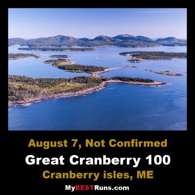 Great Cranberry 100