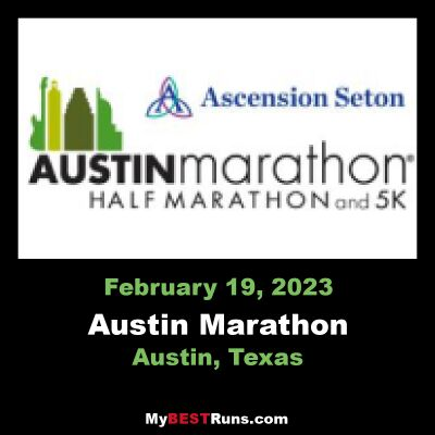 Austin Marathon Weekend