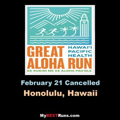 Hawaii Pacific Health Great Aloha Run