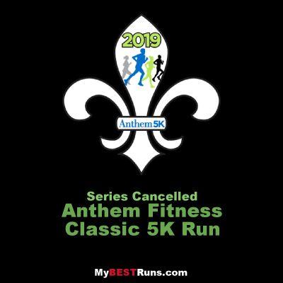 Anthem Fitness Classic 5K Run