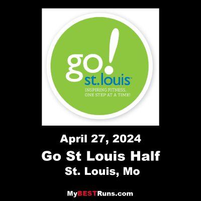 GO! St. Louis Half-Marathon