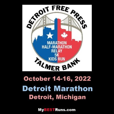Detroit Free Press Talmer Bank Marathon