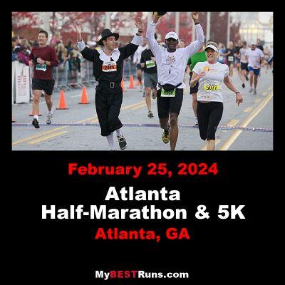 Publix Atlanta Half-Marathon & 5K
