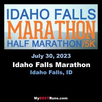 Idaho Falls Marathon