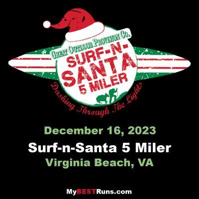 Surf n Santa 5 Miler