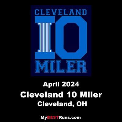 Cleveland 10 Miler Road Race