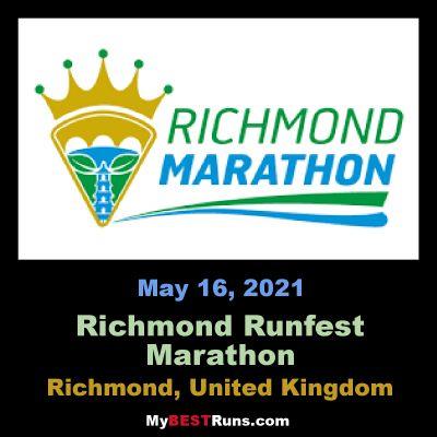 Richmond Runfest Marathon