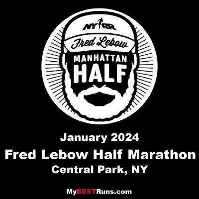 Fred Lebow Marathon and Half