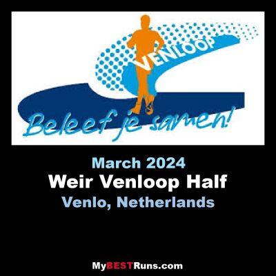 Weir Venloop Half Marathon
