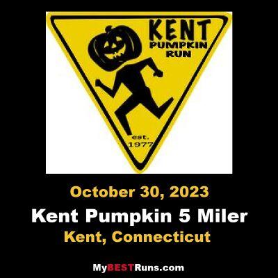 Kent Pumpkin 5 Miler