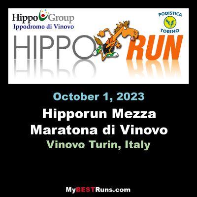 Hipporun Mezza Maratona di Vinovo