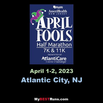 April Fools Half Marathon