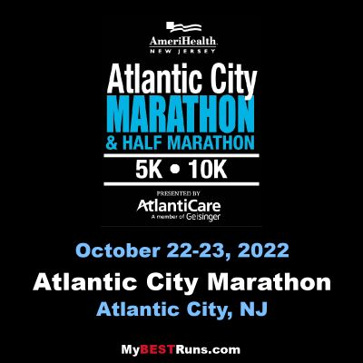 Atlantic City Marathon & Half Marathon