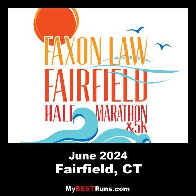 Faxon Fairfield Half Marathon