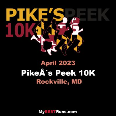 Pike's Peek 10k