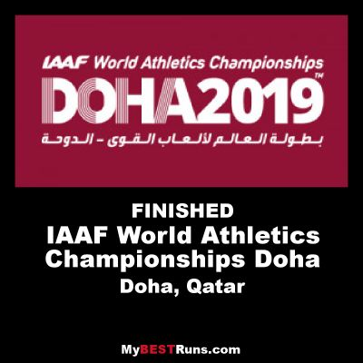 IAAF World Athletics Championships Doha