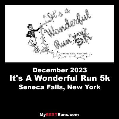 It's A Wonderful Run 5k