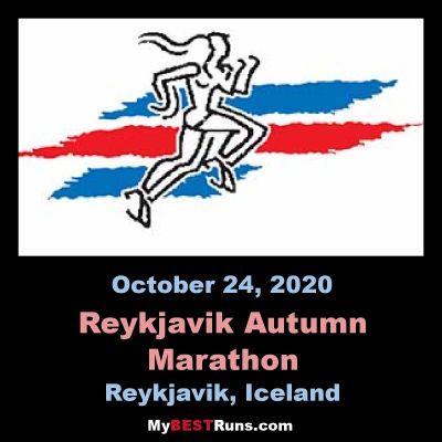 Reykjavik Autumn Marathon