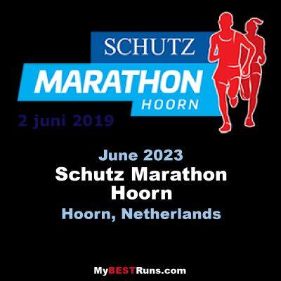 Schutz Marathon Hoorn