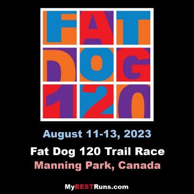 Fat Dog 120 Trail Race