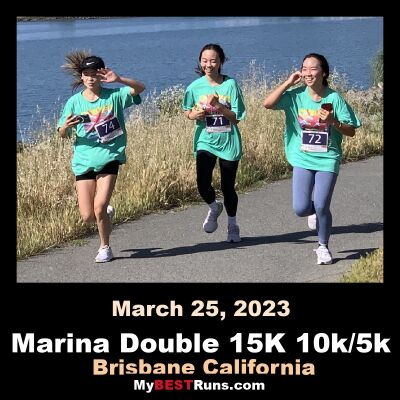 San Francisco Bay Double 15k & 10k/5k