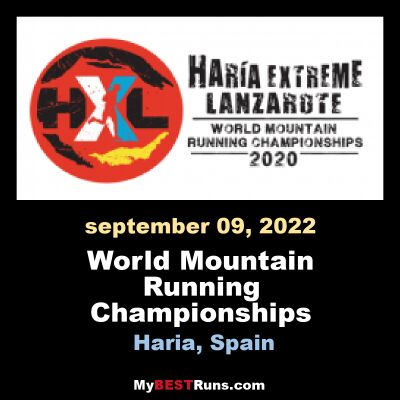 World Mountain Running World Cup