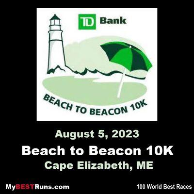 TD Beach to Beacon 10K
